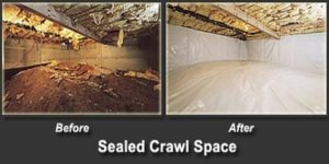 Flood Vents for Sealed Crawlspaces