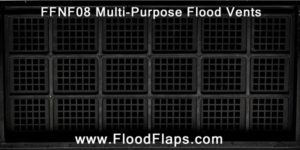 Flood Flaps FFNF08 Flood Vents