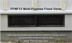 FFNF12 Multi-Purpose Crawl Space Vents