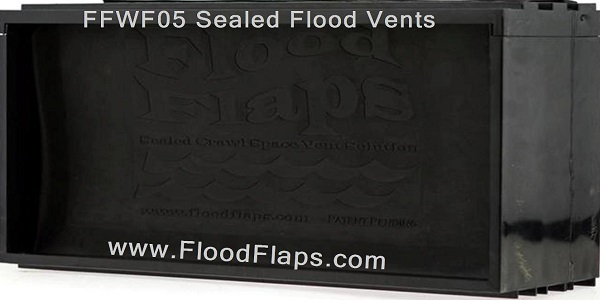 Flood Flaps FFWF05 Flood Vents