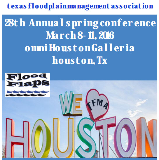 Flood Flaps at the 28th Annual TFMA Conference
